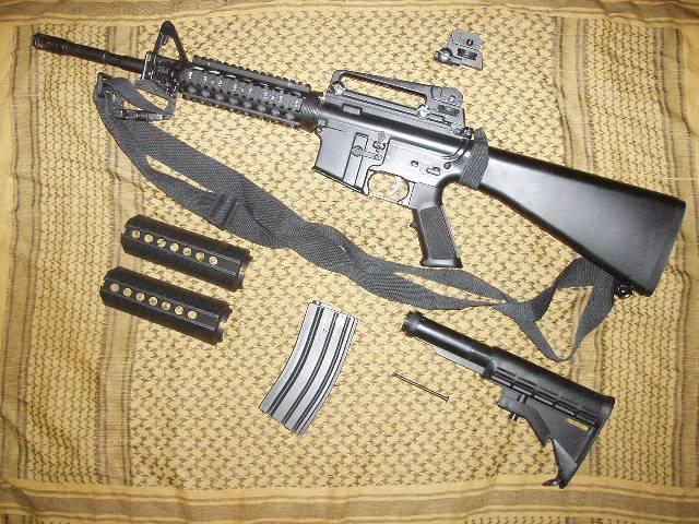 [VDS]  SR16/ M4  dboys/A&K P1010014